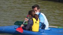 Piragüismo para todos los niveles y edades, en el Parque Rey Juan Carlos I