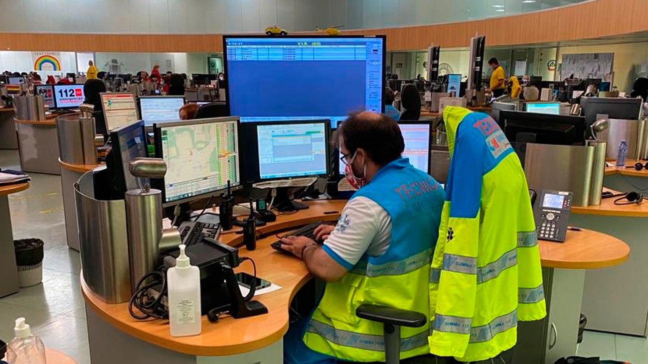 Centro de control 112