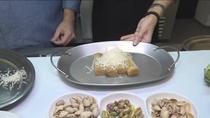 El pistacho como ingrediente de platos preparados