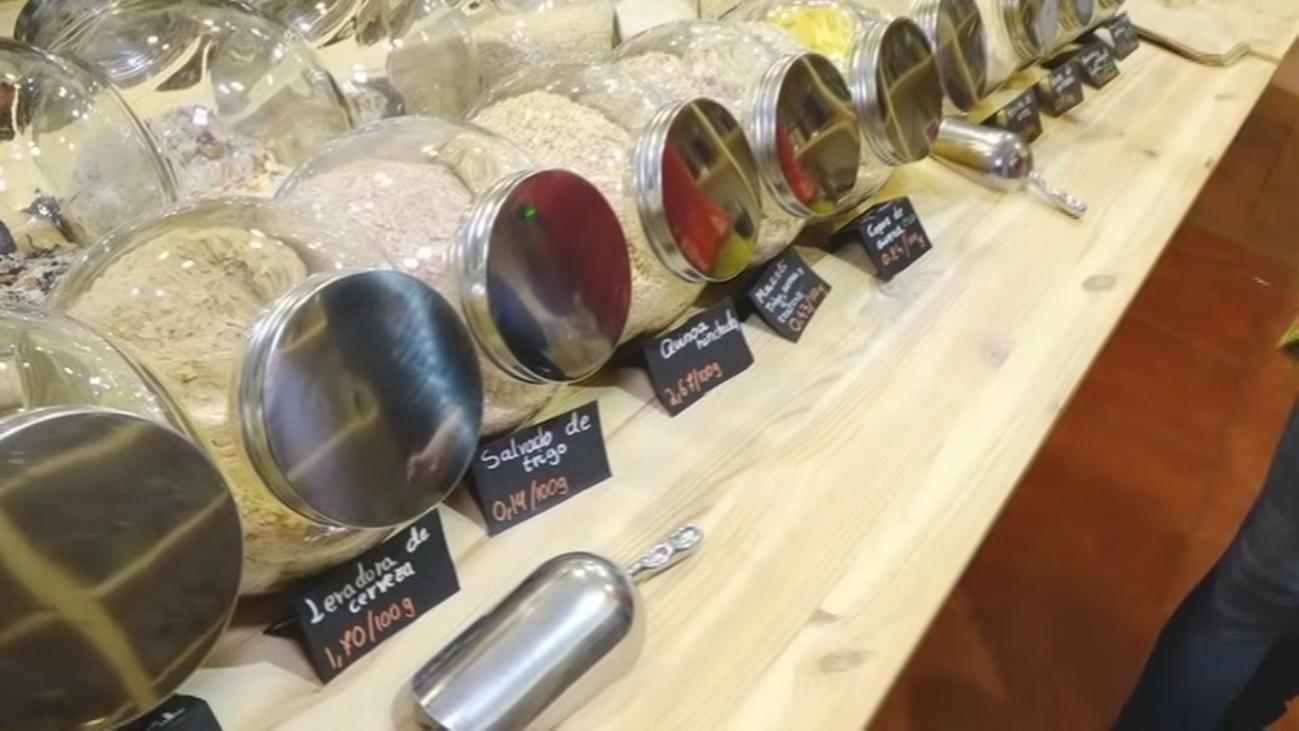 Nueva tienda de productos a granel en San Lorenzo de El Escorial