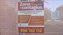 Cuatro zonas de Colmenar Viejo, Coslada, Arganda y Collado Villalba se suman a las restricciones