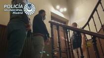 Fiesta ilegal en una vivienda del centro de Madrid con 80 personas