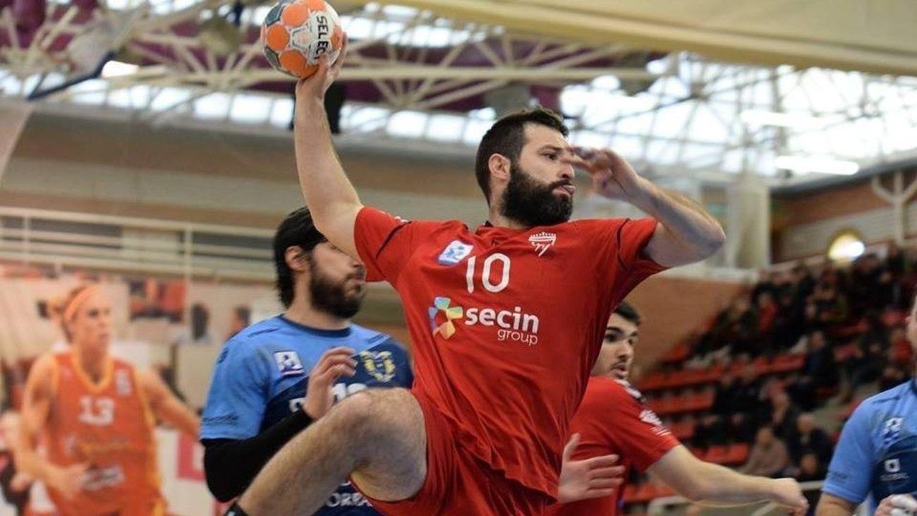 El balonmano madrileño protesta por su situación con la aprobación del estado de alarma