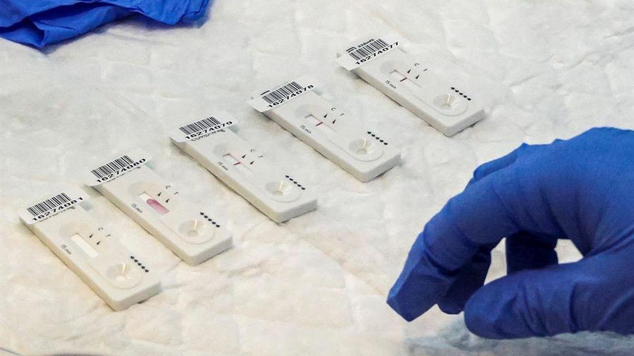Los tests de antígenos se amplían a Alcorcón, Villaverde, Ciudad Lineal, Usera y más zonas de Vallecas
