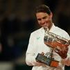 """Nadal: """"En este momento, el tenis tiene una importancia mínima"""""""