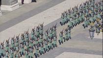 La Legión, protagonista en el centenario de su fundación en el Día de la Fiesta Nacional