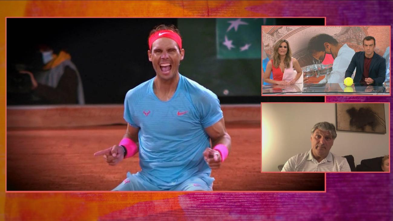 """Toni Nadal: """"Creo que Federer está un pelín por encima, pero espero que Rafa sea el mejor de la historia"""""""