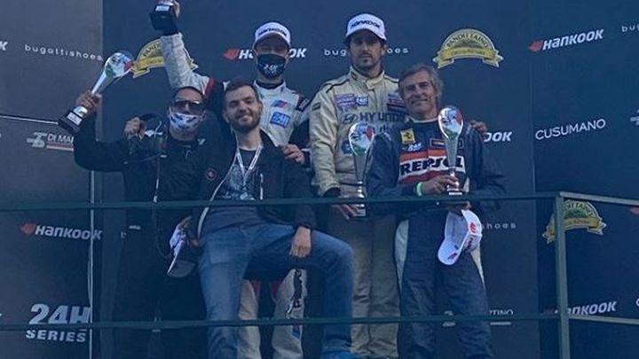 Cinco madrileños sobre el podio en la Coppa Florio