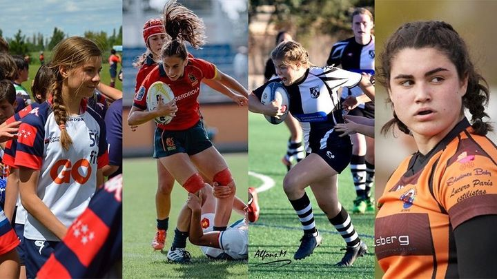 Rugby Majadahonda Femenino suma juventud y talento