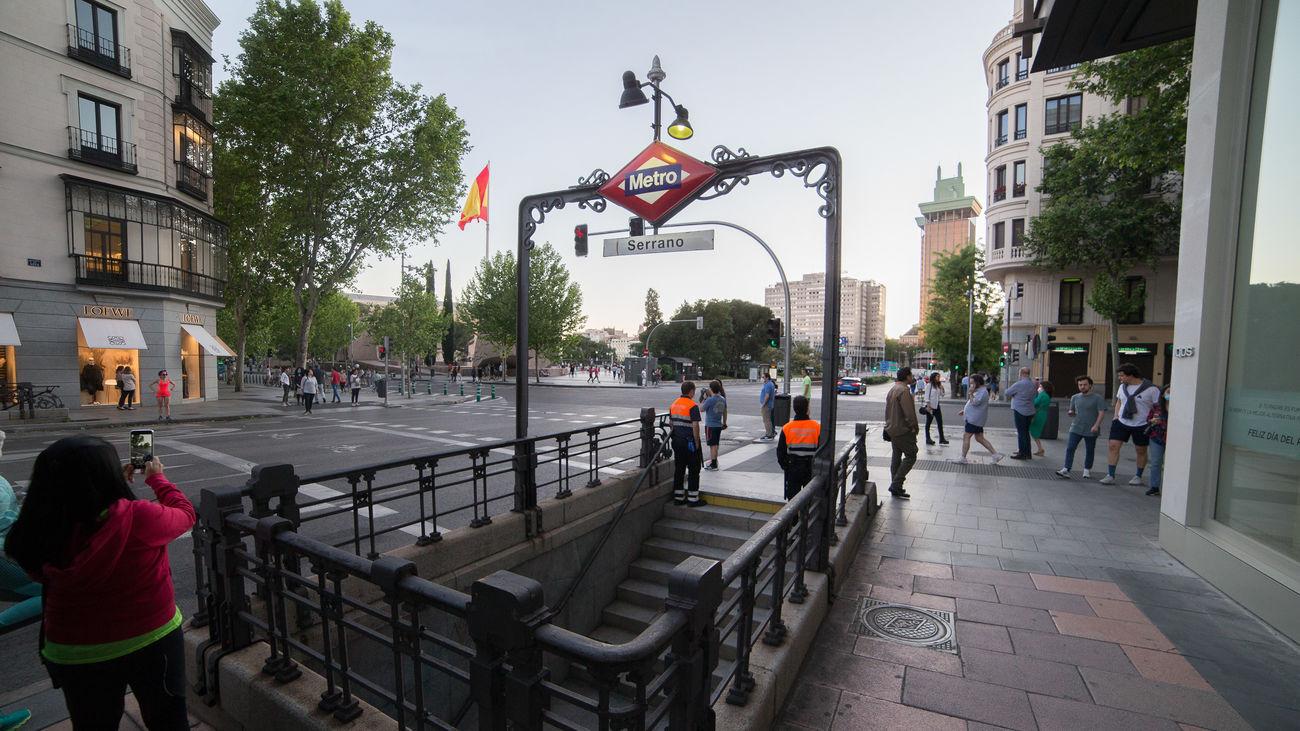 Cuatro detenidos por robar 243 bolsos en la 'milla de oro' de Madrid, valorados en 500.000 euros