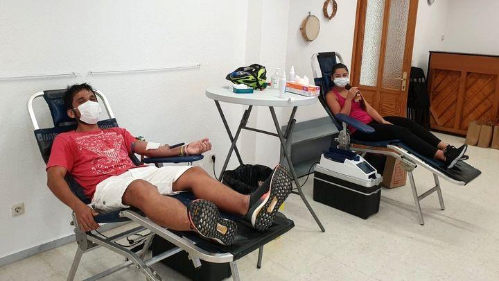 El  Centro de Transfusión abre sus puertas durante el puente de la Constitución para reforzar las reservas de sangre