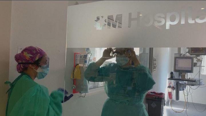 España registra 7.118 nuevos contagios de Covid y 80 muertes más