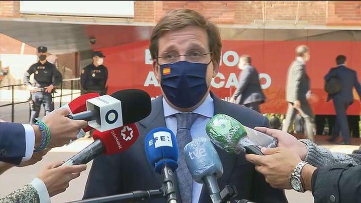 """Almeida le dice al Gobierno que los ciudadanos """"no merecen este desconcierto"""""""