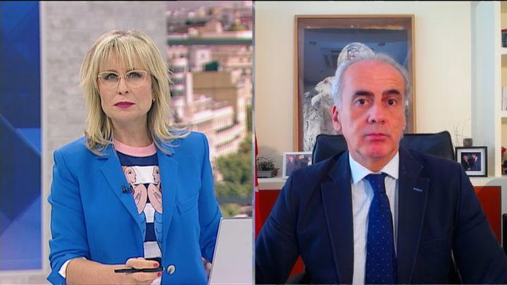 """Ruiz Escudero: """"El Gobierno debe levantar el estado de alarma cuanto antes"""""""
