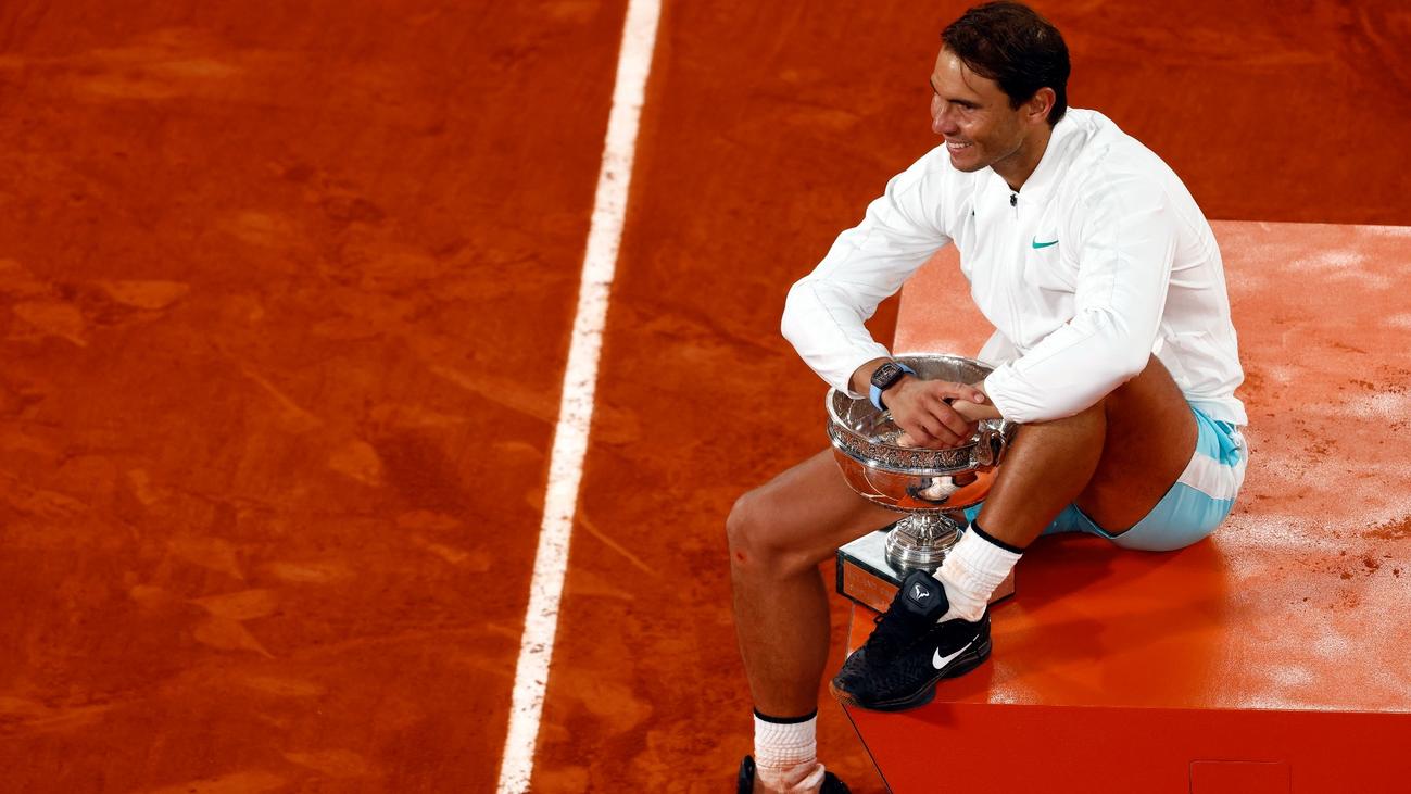 La increíble evolución del tenis de Rafa Nadal