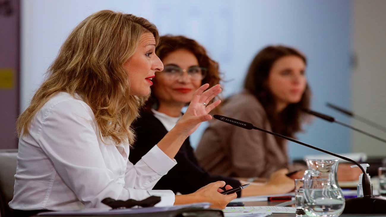 El Gobierno aprueba los reglamentos de igualdad salarial entre mujeres y hombres