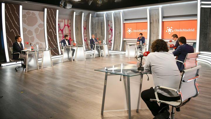 El coronavirus y el Hospital Isabel Zendal, a debate en Onda Madrid