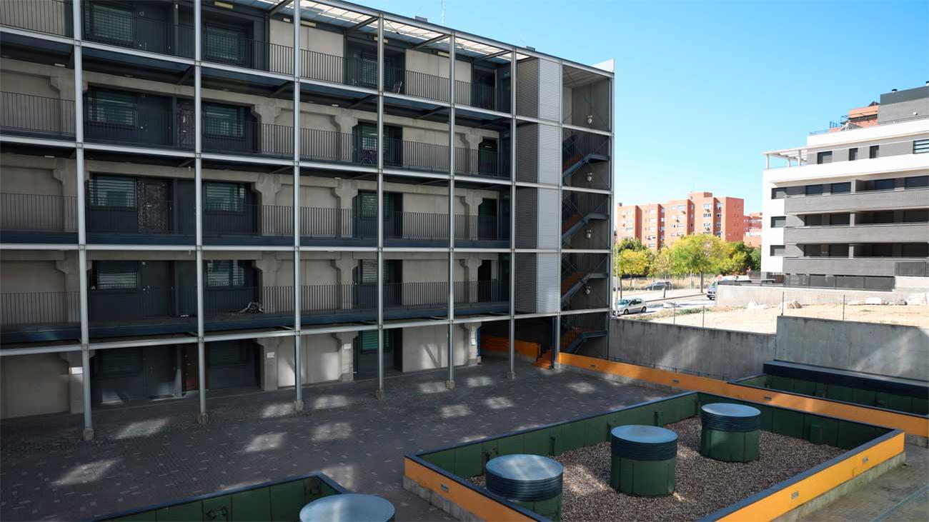Madrid estrena 25 viviendas públicas de alquiler con 80% de ahorro energético