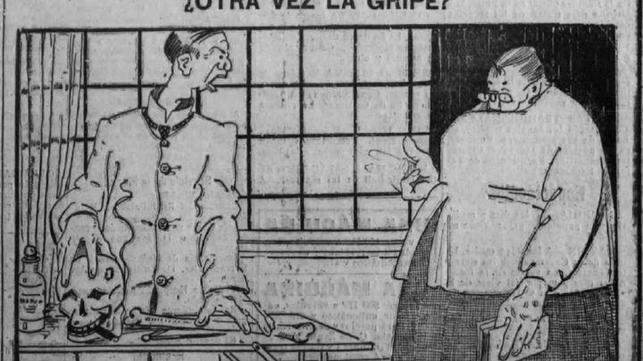 14 de octubre de 1918, así avisaba el Ayuntamiento de Madrid sobre la segunda ola de la gripe española