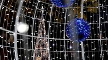 Madrid ha comenzado a instalar el alumbrado navideño