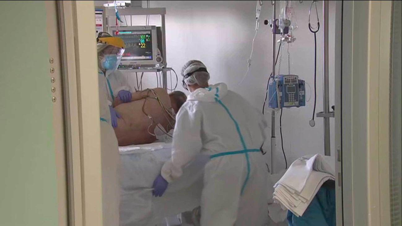 Madrid notifica 2.959 casos nuevos, 1.633 de las últimas 24 horas, y 40 fallecidos
