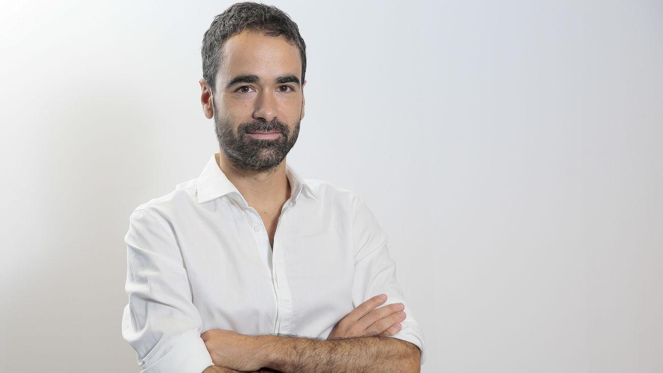 Rodrigo de Pablo presenta 'Madrid al Tanto Contrarreloj'.