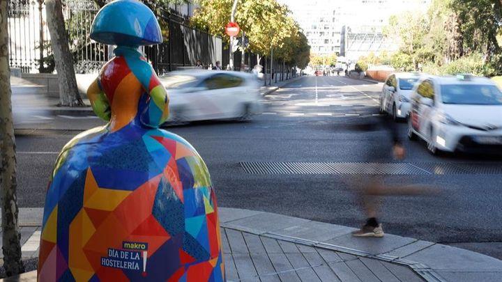El mapa para encontrar a las meninas en este otoño de Madrid