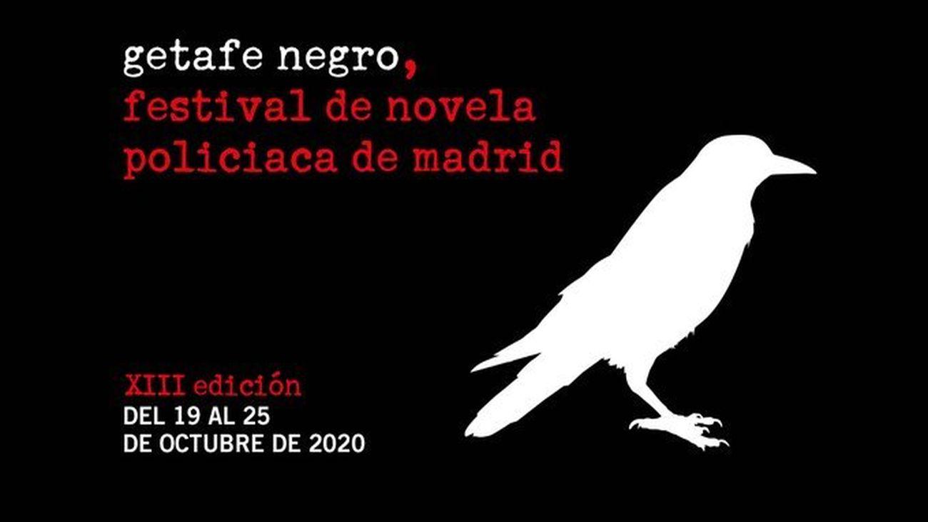 Cartel de la edición de este año 'Getafe Negro'