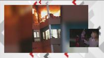 Un 'okupa' violento cumple su amenaza en Torrejón y quema la casa antes de ser desalojado