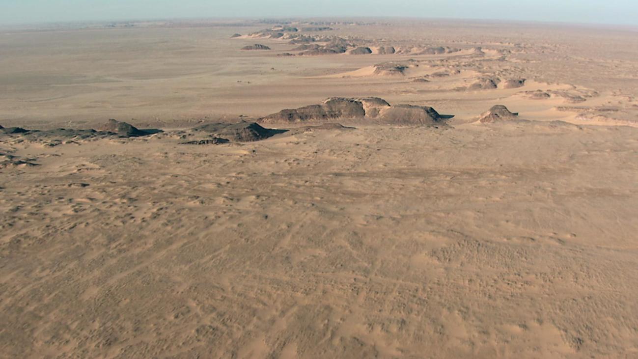 ¿Volverá a ser el Sáhara tan verde como hace miles de años?