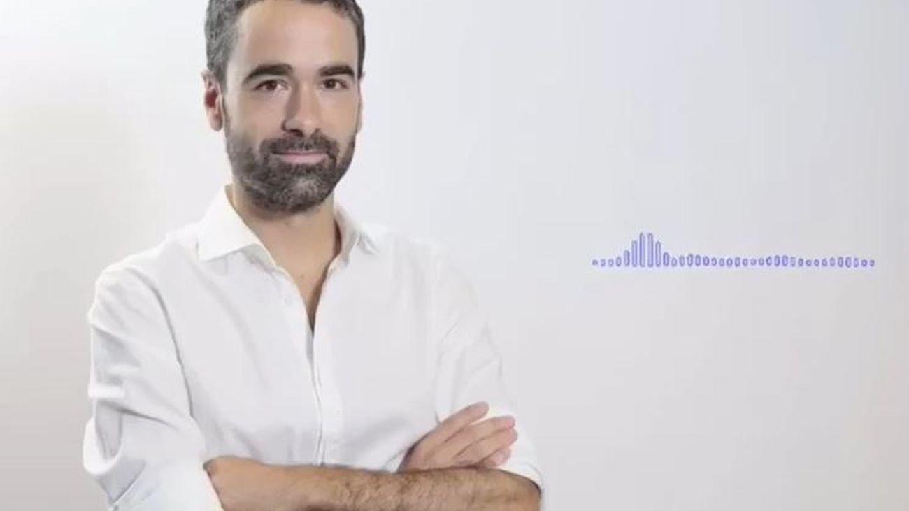 Rodrigo de Pablo, presentador de Madrid al Tanto Contrarrelok