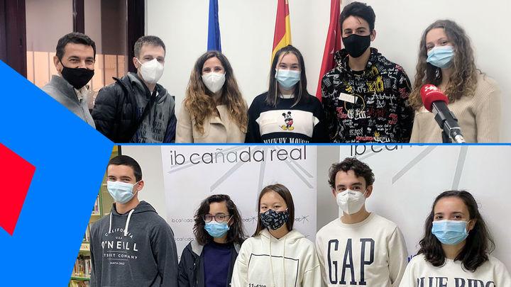 La Olimpiada del Saber: Las Musas y Cañada Real