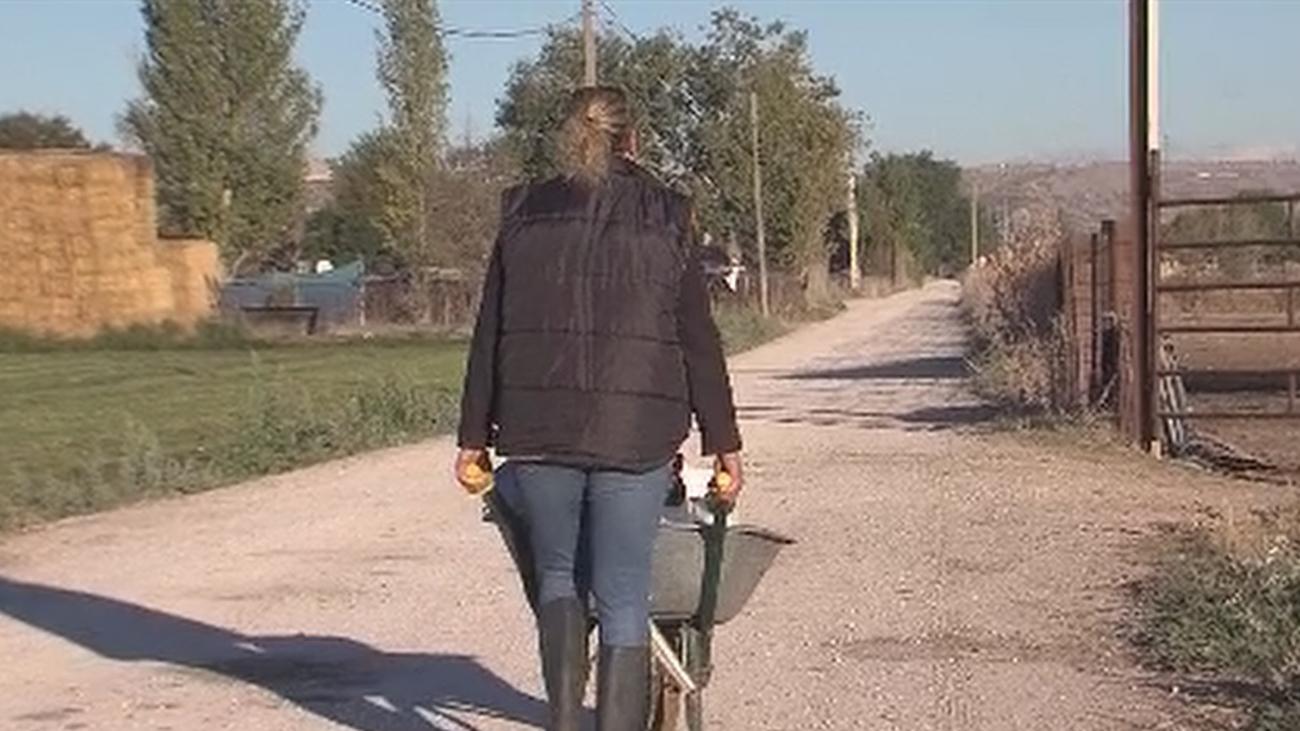Las mujeres rurales en Madrid