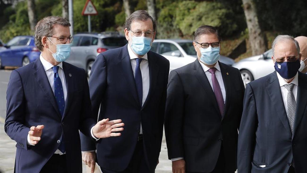 """Rajoy celebra la sentencia de Gürtel, que califica como """"una reparación moral"""""""