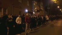 Los vecinos de Las Rosas se muestran hartos y el Ayuntamiento promete más presencial policial