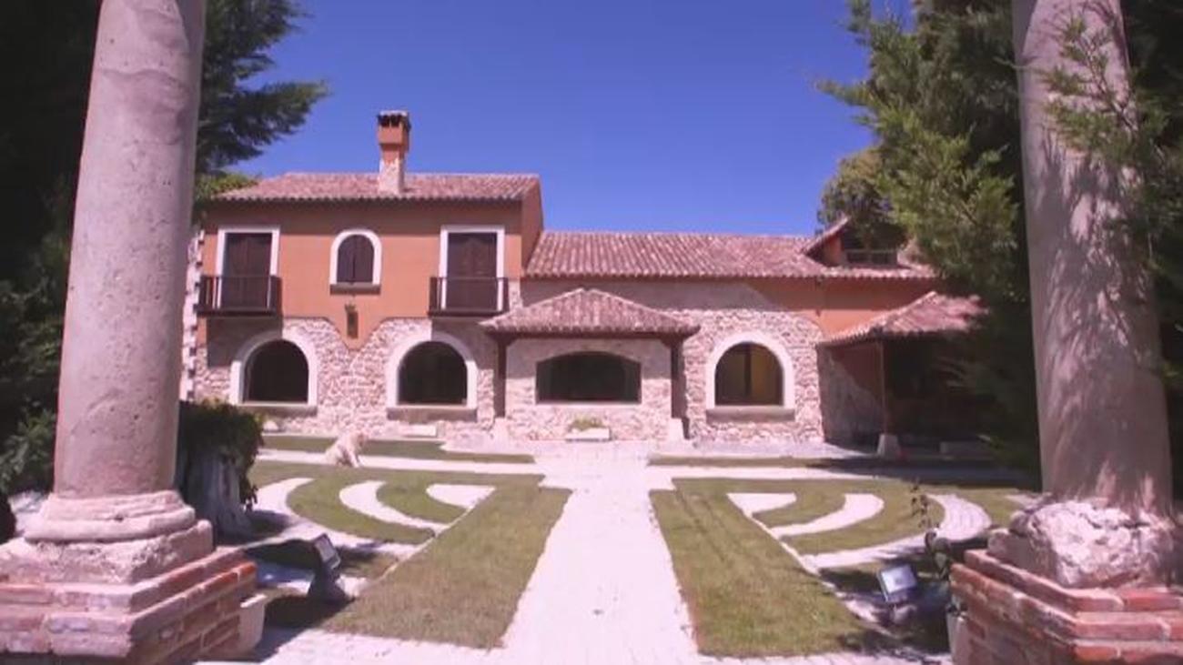 La sorprendente  villa romana con 'aire gallego' de Carabaña