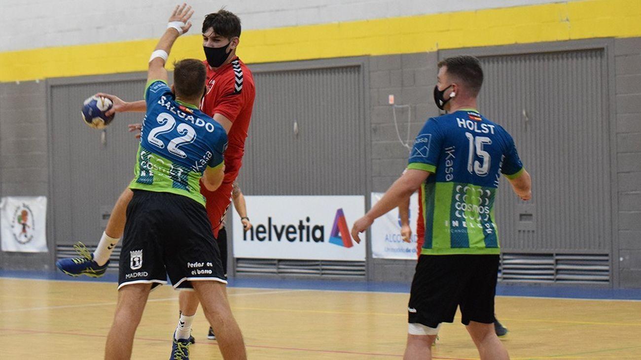 Balonmano Alcobendas - Balonmano Madrid Boadilla
