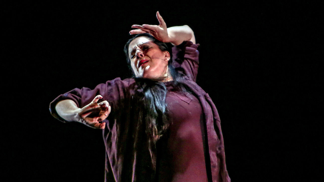 María Pagés representa el 'Paraíso de los negros' en los Teatros del Canal