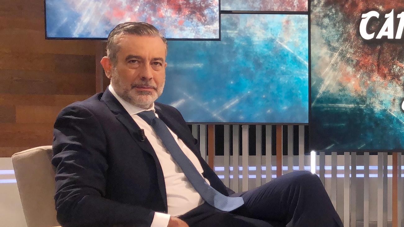 """Enrique López: """"La reforma del Poder Judicial nos coloca en la antesala de Venezuela"""""""