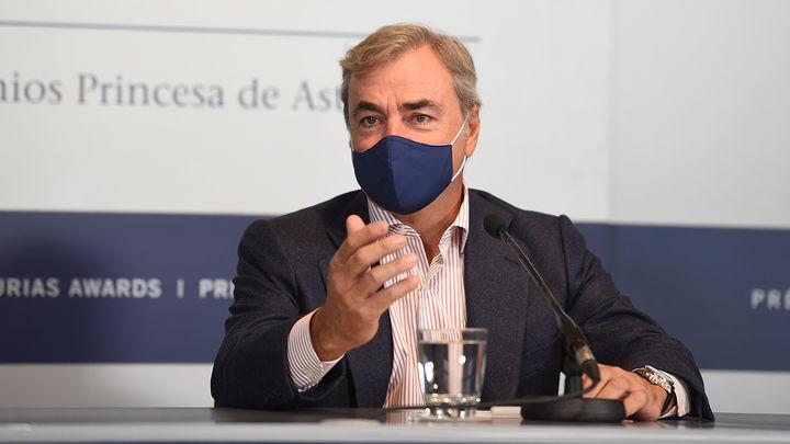 """Carlos Sainz: """"Recibir el Princesa de Asturias es un orgullo enorme"""""""