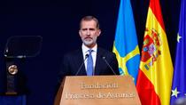 """Felipe VI: """"Es necesario que todos hagamos un gran esfuerzo colectivo"""""""