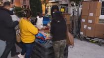 La Fundación Madrina hace un llamamiento para reponer alimentos