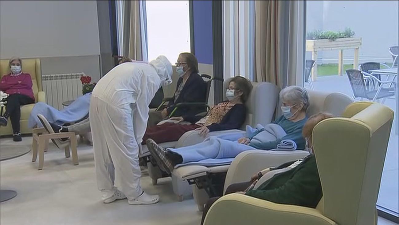 Madrid habilita la primera residencia de cuidados Covid-19 para mayores