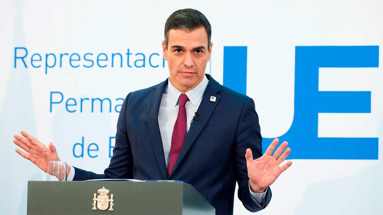 """Sánchez propone al PP """"desatascar"""" la renovación del Poder Judicial oseguirá adelante con la reforma"""