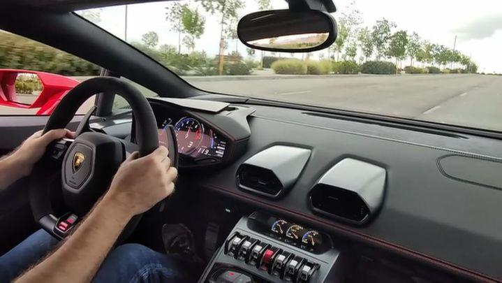 Detenido un 'youtuber' por grabarse conduciendo a 233 km/h en la M-45