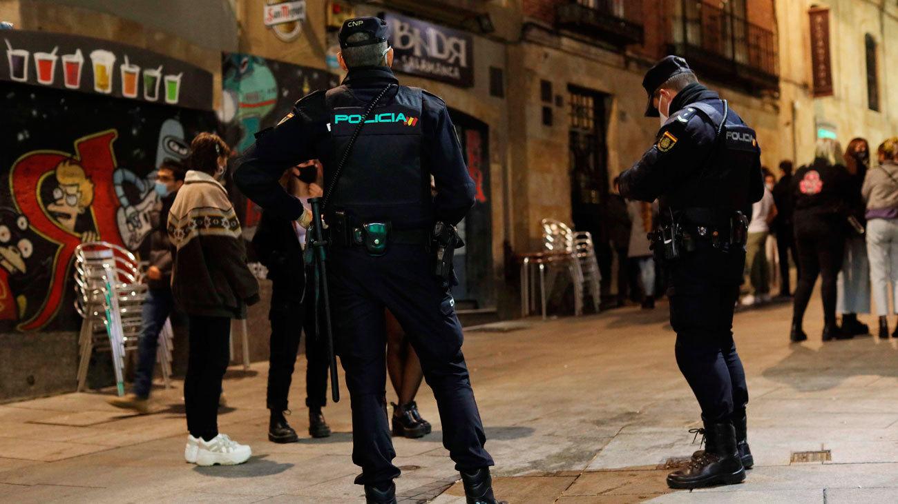 Salamanca queda confinada durante 14 días