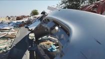 Kilómetros de vertedero en el parque tecnológico de Leganés