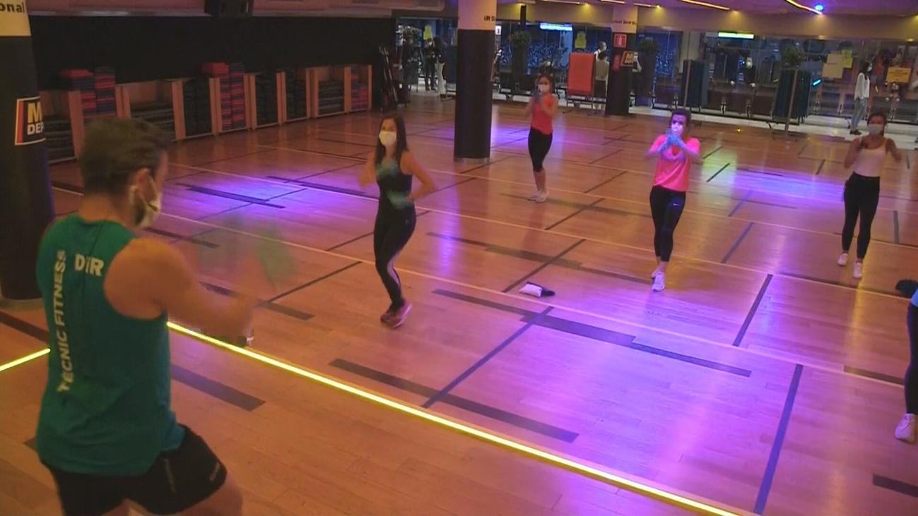 SOS del sector de los gimnasios madrileños por la grave pérdida de músculo con el desplome de la facturación