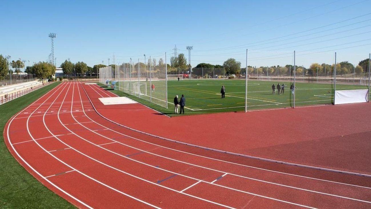 Ciudad Deportiva Valle de las Cañas