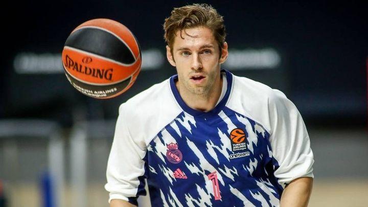 Aplazado el  Bilbao Basket-Real Madrid por un positivo de Causeur